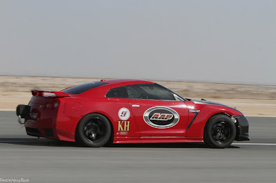 Al Anabi 2100hp Nissan GT-R