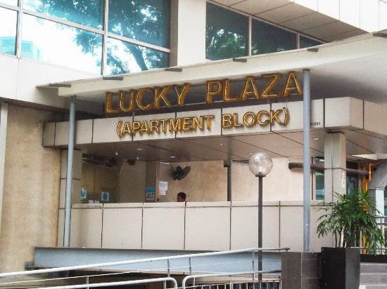 sewa apartemen di singapore, apartemen di singapore, apartemen singapore, mall lucky plaza, apartemen murah di singapore,
