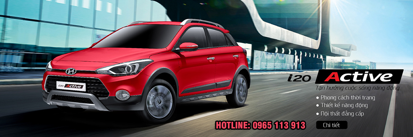 Hyundai i20 Active Hai Phong