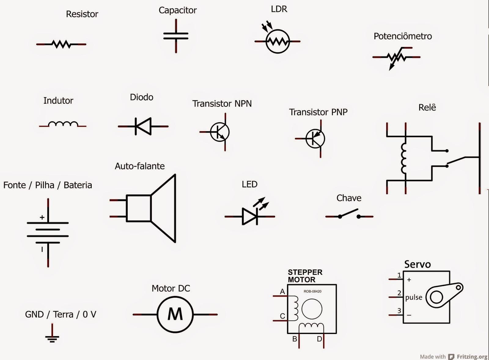 Autocad Resistor Symbol