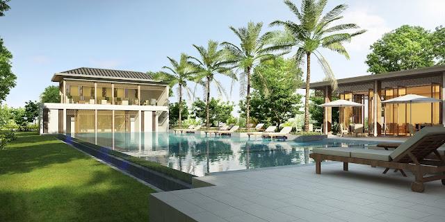Nine South Estates villas by VinaCapital investment class