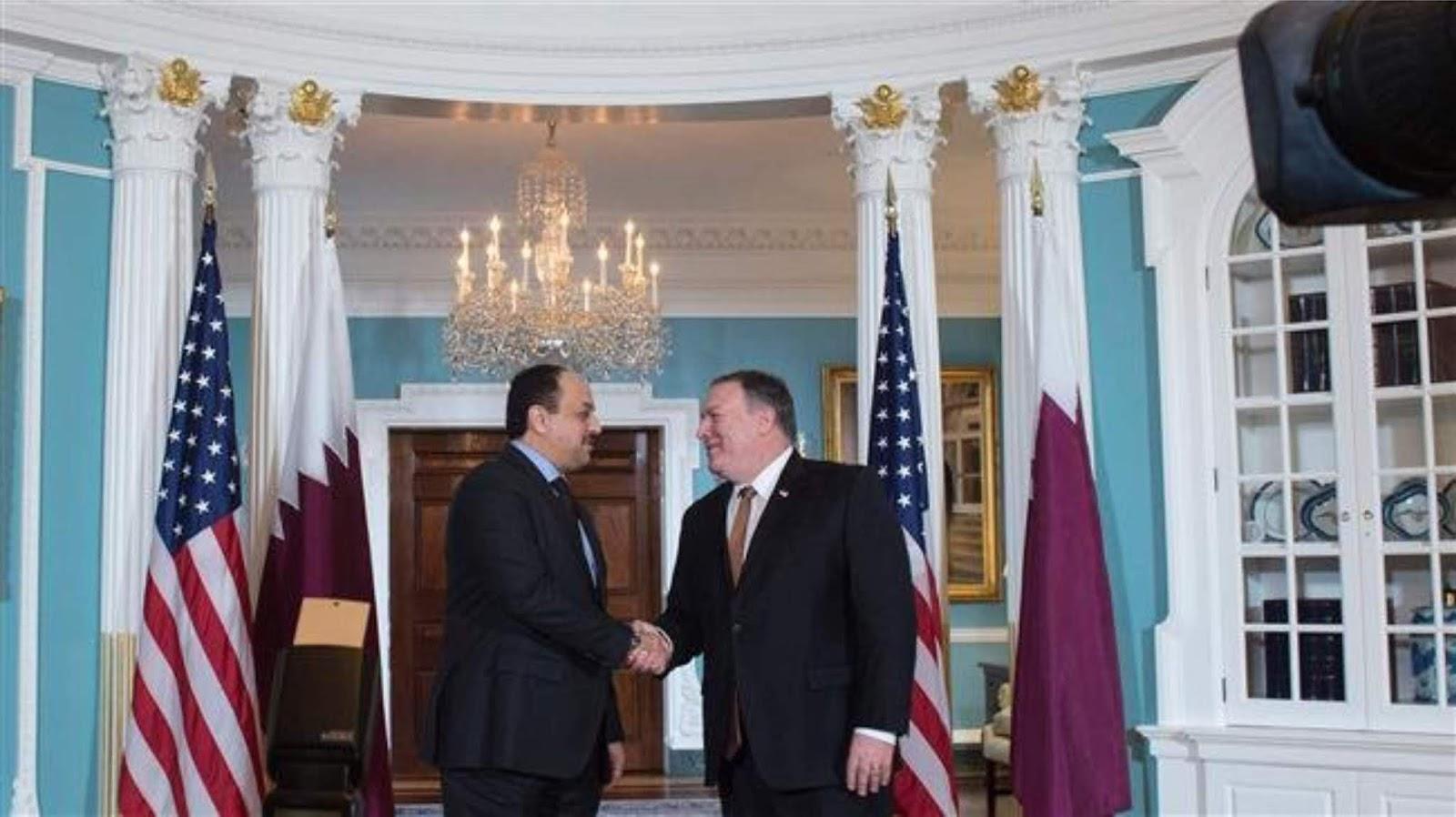 AS membahas rencana untuk menciptakan NATO Arab dengan Qatar