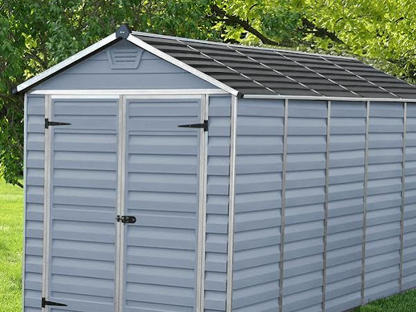 7 Benefits To Owning A Plastic Shed