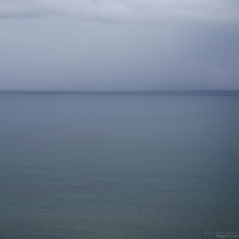 Mare e cielo a Procida