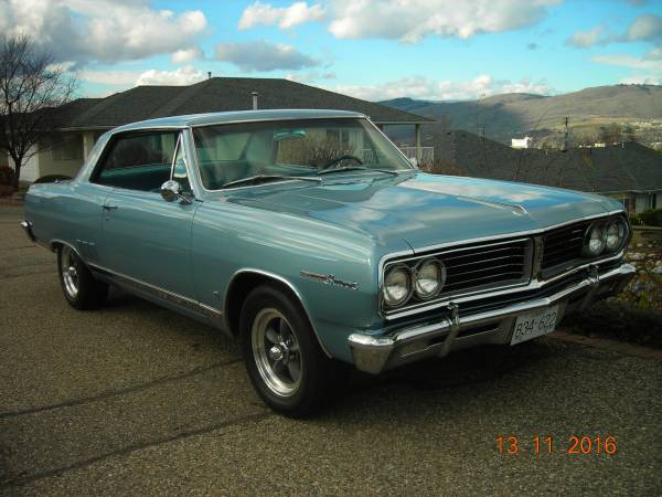 1965 Acadian Beaumont Sport Deluxe