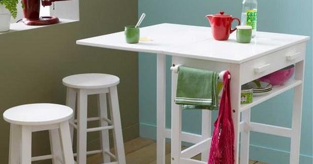 mod les pratiques de table manger pour les petits espaces d cor de maison d coration chambre. Black Bedroom Furniture Sets. Home Design Ideas