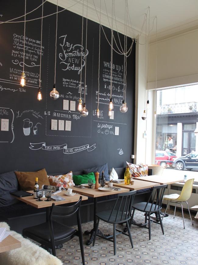 20 Desain Ruang Makan Bergaya Cafe Rumah Minimalis
