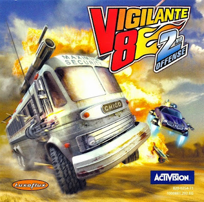 Vigilante 8:2nd Offense