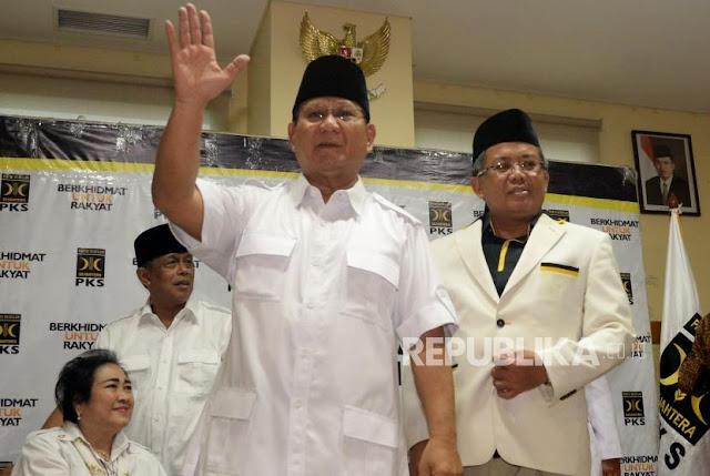 Garda 212: Prabowo tak Minta Mahar, tapi Ajukan 3 Syarat Ini