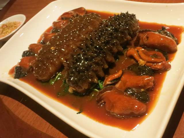 发菜蚝豉酿原条龙文参
