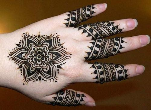 Mehndi Patterns Wallpapers : New hot 51 latest khaleeji henna mehndi designs for uae and gulf