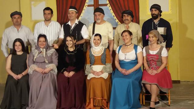 Τη νέα του παραγωγή με τίτλο «Με το Ζορ΄Γιατρός», παρουσιάζει το θεατρικό τμήμα των «Ακριτών του Πόντου»