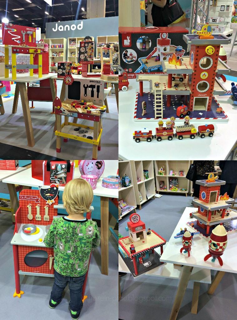 Kind+Jugend Messe Köln 2016, Kinder und Jugend Messe, Messe Köln, Janod Holzspielzeug, Kinderspielzeug aus Holz, Messebesuch
