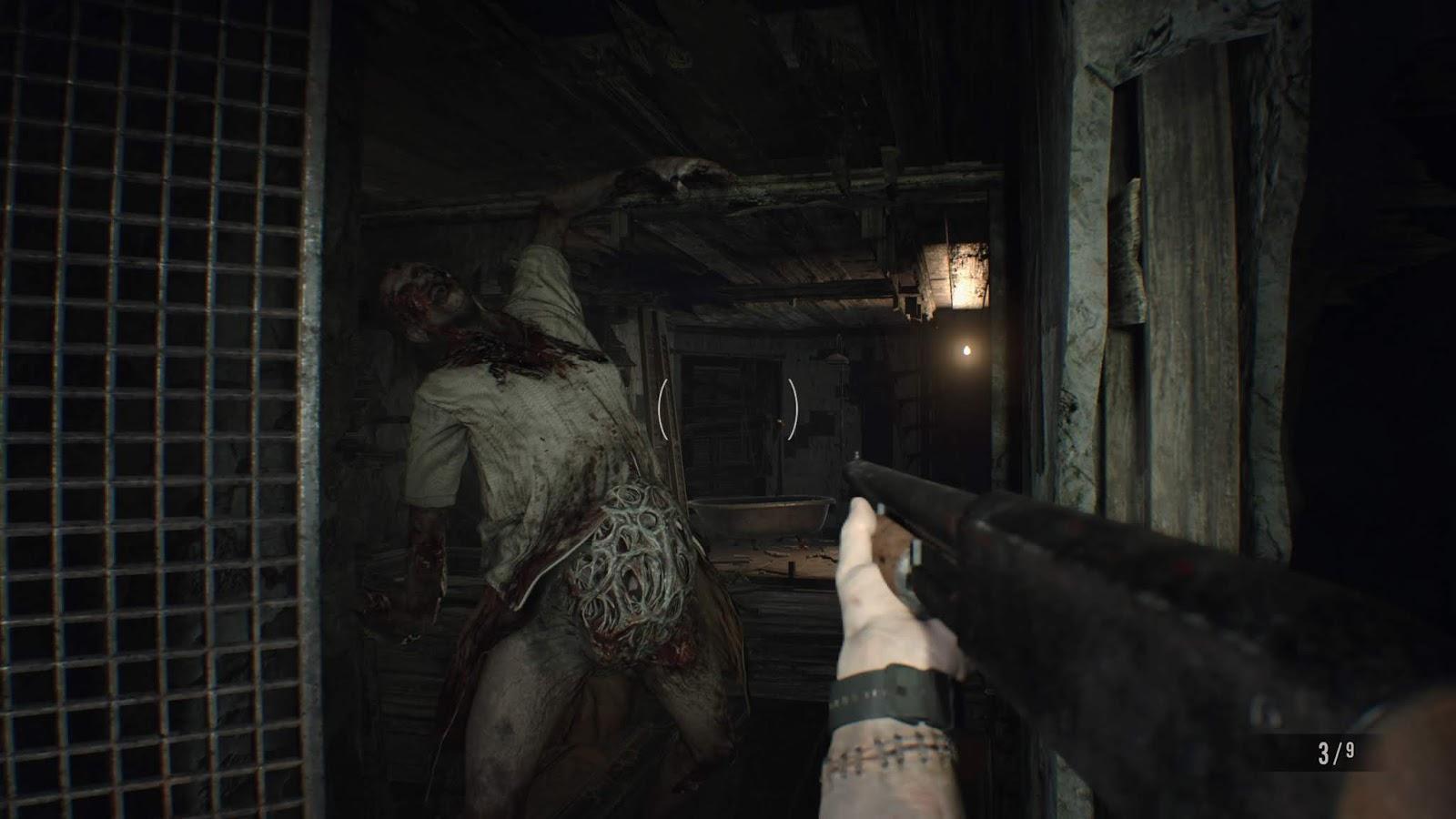 Hasil gambar untuk gambar game resident evil 7