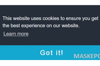 Menambahkan Cookie Consent Pada Blogger