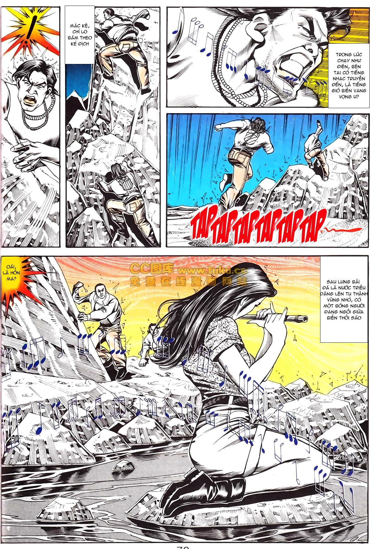 Người Trong Giang Hồ chapter 168: người đẹp dưới nước trang 25