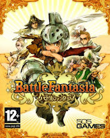 Battle Fantasia Revised Edition (PC) 2015