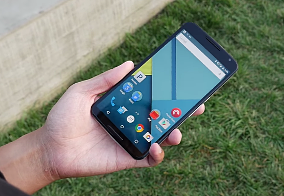 Google Nexus 6, Most Powerful Smartphones 2015
