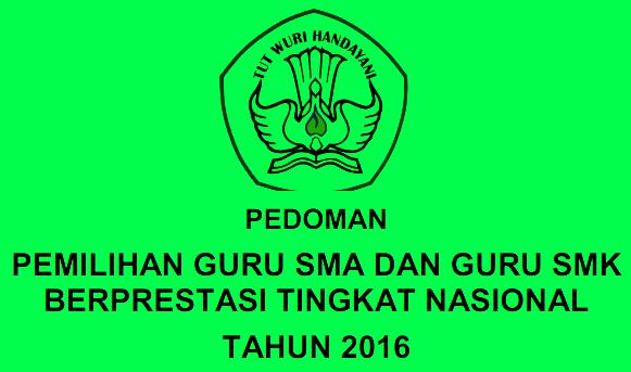 Pedoman Pemilihan Gupres Sma Dan Smk Tahun 2016 Forum Guru Indonesia