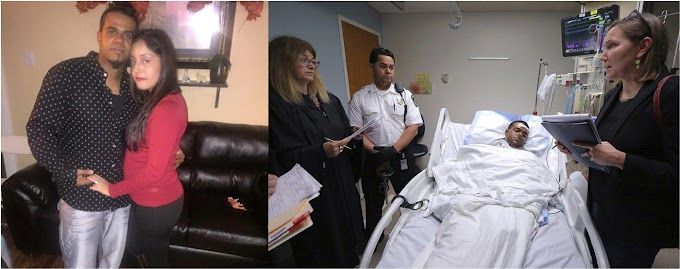 Un dominicano enfrenta cadena perpetua por asesinato a puñaladas de su esposa en Lawrence