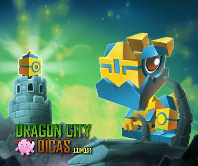 Dragão Cúbico - Informações