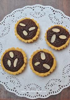 Resep Pie Brownies Mini Praktis Sedap
