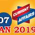 Kerala PSC Daily Malayalam Current Affairs 07 Jan 2019