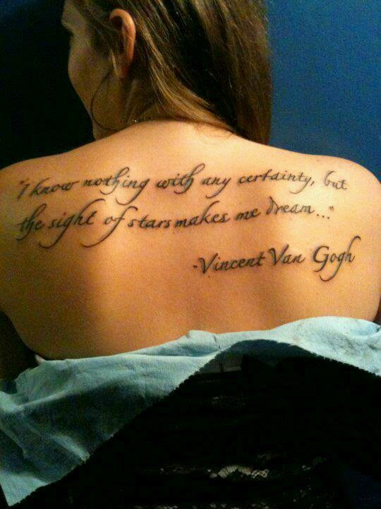 Sexy quotes about me with tattoos