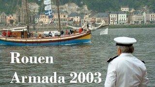 Quelques images de l'Armada de Rouen 2003
