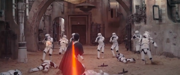 'ROGUE ONE' - SOUTH KOREA TRAILER (NOVEMBER 2016)