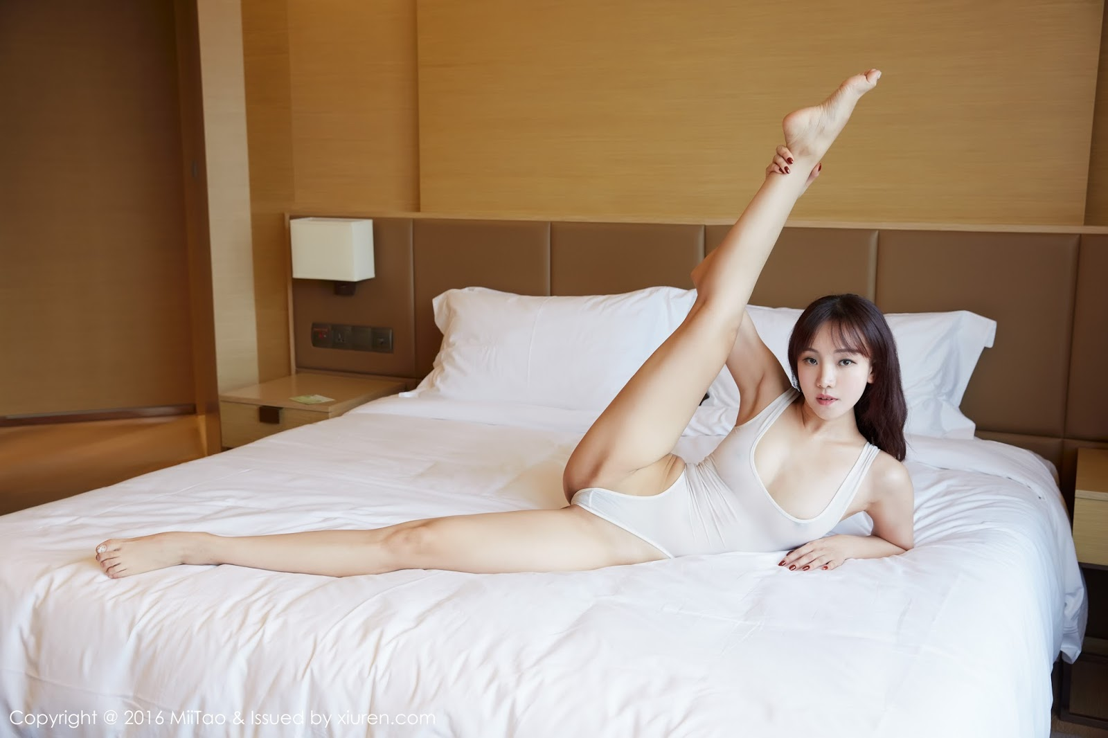 MiiTao - Vol.019 Mandy (51 pics) Mo Zi Mandy gravure chinesse girl china