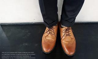 Cách mix giày và quần đúng chuẩn cho đấng mày râu