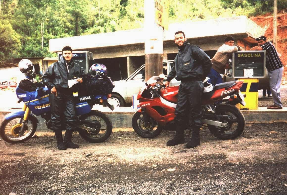 sul+1999 - AVENTURA: MOTOS ESPORTIVAS - QUEBRANDO PARADIGMAS?