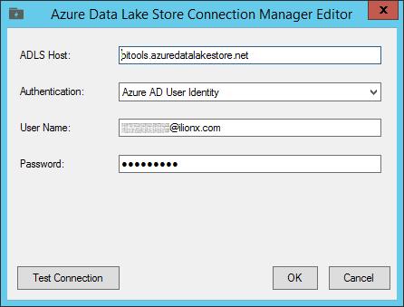 Microsoft SQL Server Integration Services: Azure Data Lake