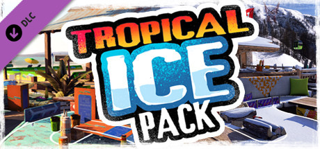 Table Top Racing WT Tropical Ice Pack PROPER