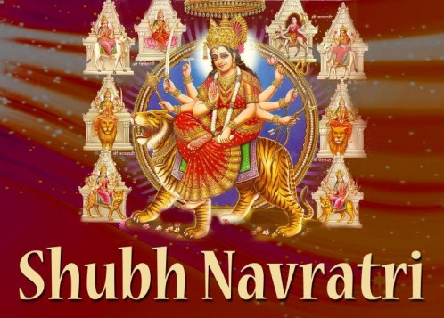 Happy Navratri Pics 2017 For Whatsapp
