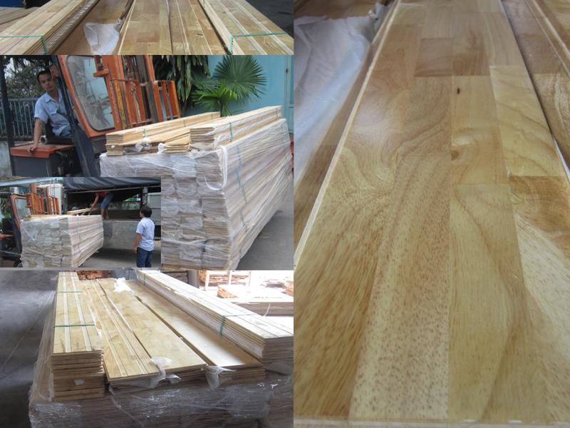 sàn gỗ tự nhiên FJL