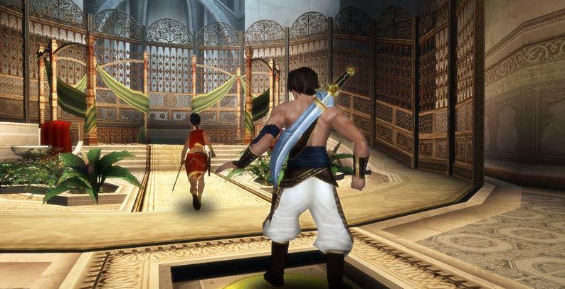 Prince of Persia Las Arenas del Tiempo PC Full Español