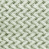 Twist Cable 19: Lattice | Knitting Stitch Patterns.