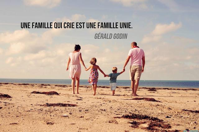 citation sur la famille