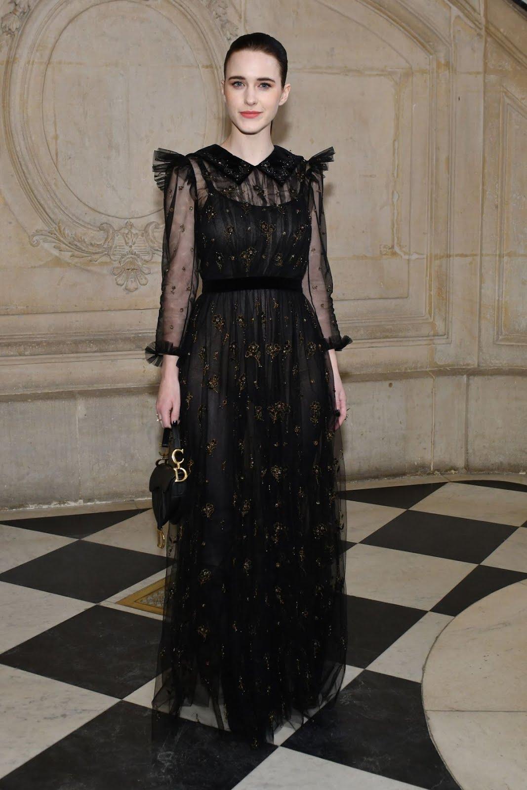Paris Fashion Week: Christian Dior Spring 2019 Couture