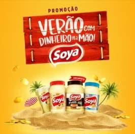 Cadastrar Promoção Soya 2019 Verão Com Dinheiro Na Mão - Maioneses Soya