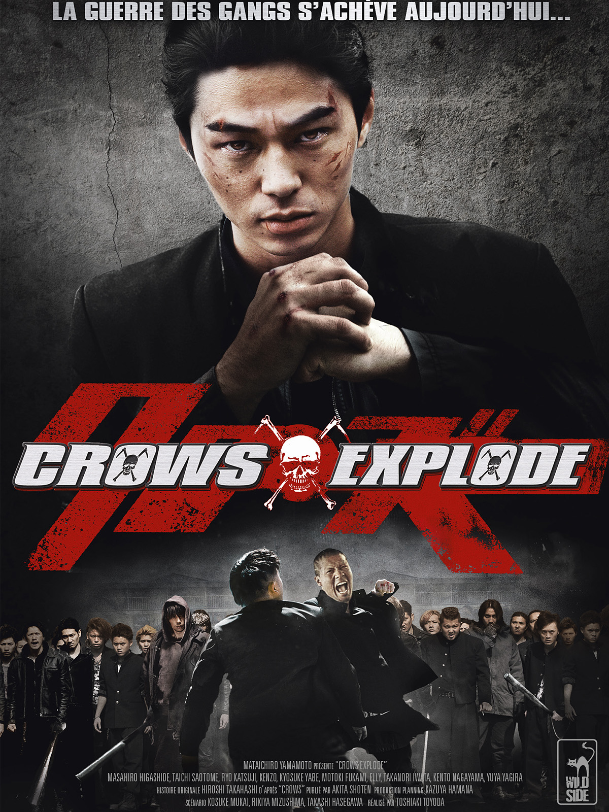 Crows Explode 2014 - Full (HD)