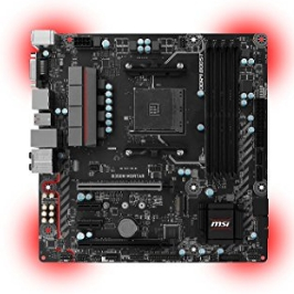 Motherboard for Under 700 AMD Gaming PC Build 2017