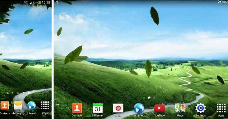 live wallpaper 3d terbaik untuk android