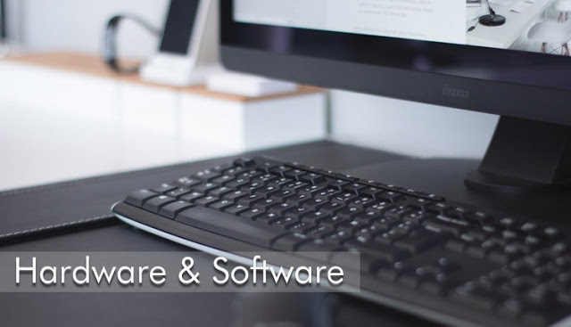 Mecnote Pengertian Hardware Dan Software Beserta Fungsi Dan Contohnya