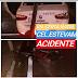 Grave acidente registrado nesta madrugada no Alecrim