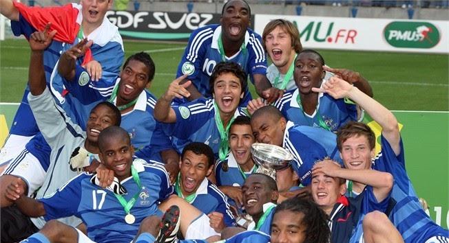 Mundial Sub 20: Mundial Sub 20 Colombia 2011: Francia Mundial Sub 20