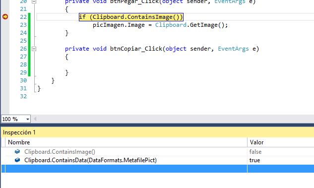 No reconoce el metaarchivo de Windows como imagen