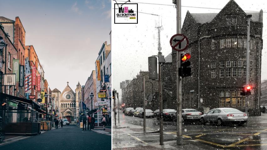 Dublino, scorci